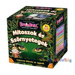 Brainbox Mitoszok és Szörnyetegek társasjáték-ovodavilag.hu