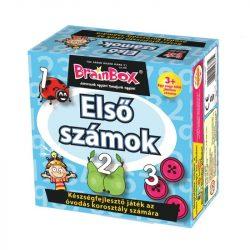 BrainBox Első számok társasjáték