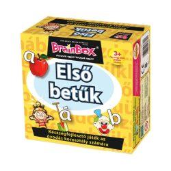 BrainBox Első betűk társasjáték