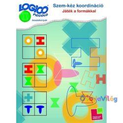 Logico Piccolo szem kéz koordináció Játék a formákkal-ovodavilag.hu