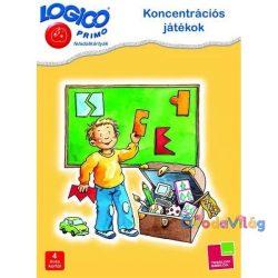 Logico Primo Koncentrációs játékok-ovodavilag.hu