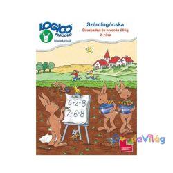 Logico Piccolo Összeadás és kivonás 20-ig 2. rész -ovodavilag.hu