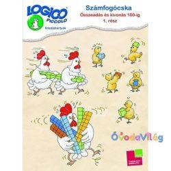 Logico Piccolo Összeadás és kivonás 100-ig 1. rész-ovodavilag.hu