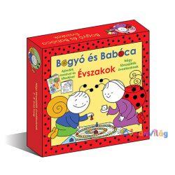 Bogyó és Babóca- Évszakok társasjáték