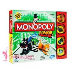 Monopoly Junior társasjáték-Hasbro