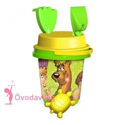 Scooby Doo homokozó készlet