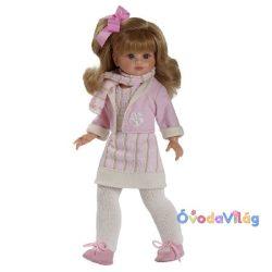 Fanny hajasbaba rózsaszín ruhában-Berbesa-ovodavilag.hu