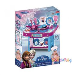 Disney Jégvarázs kis játékkonyha 18 kiegészítővel-ovodavilag.hu