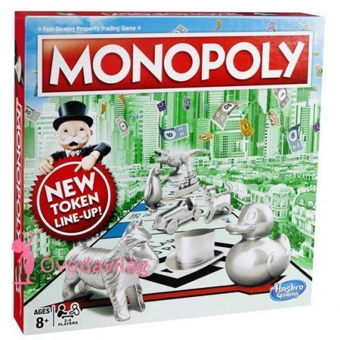 Monopoly új kiadás-Hasbro