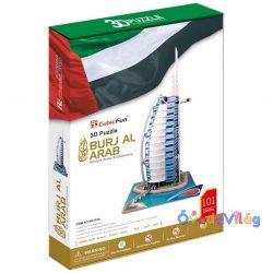 Cubic Fun 3D Puzzle Burj Al Arab-ovodavilag.hu