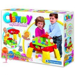 Clementoni Clemmy játszóasztal