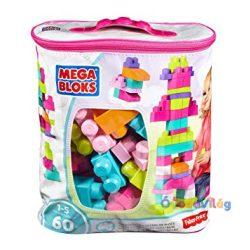 Mega Bloks lányos építő csomag