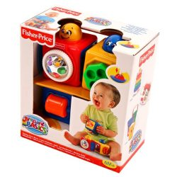 Fisher-Price: Mókakocka