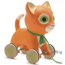 Húzós játék - Mila, a retró cica -ovodavilag.hu