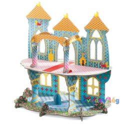 Csodálatos kastély 3D -ovodavilag.hu