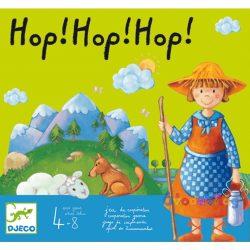 Hop! Hop! Hop! társasjáték Djeco-ovodavilag.hu