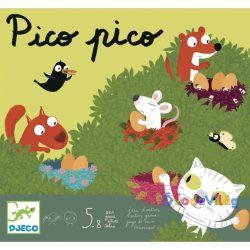 Kopp-kopp - Pico pico társasjáték-Djeco -ovodavilag.hu