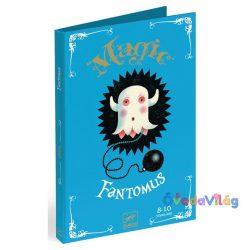 Bűvésztrükk - Fantomok - Fantomus-ovodavilag.hu