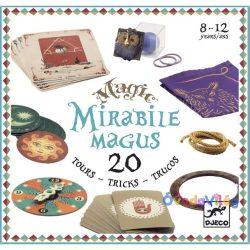 Bűvészkészlet - Mirabile magus - 20 trükk Djeco-ovodavilag.hu