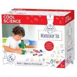 Kísérleti Mikroszkóp szett-Cool Science