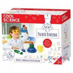 Bunsen-égő kísérletezős szett-Cool Science