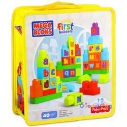 Mega Bloks ABC építőkockák