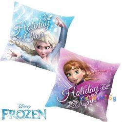 Jégvarázs, Frozen párna díszpárna 40*40 cm-ovodavilag.hu