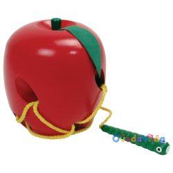 Fűzőcske színes alma