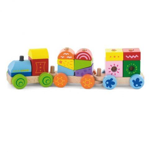 Fa Vonat Montessori