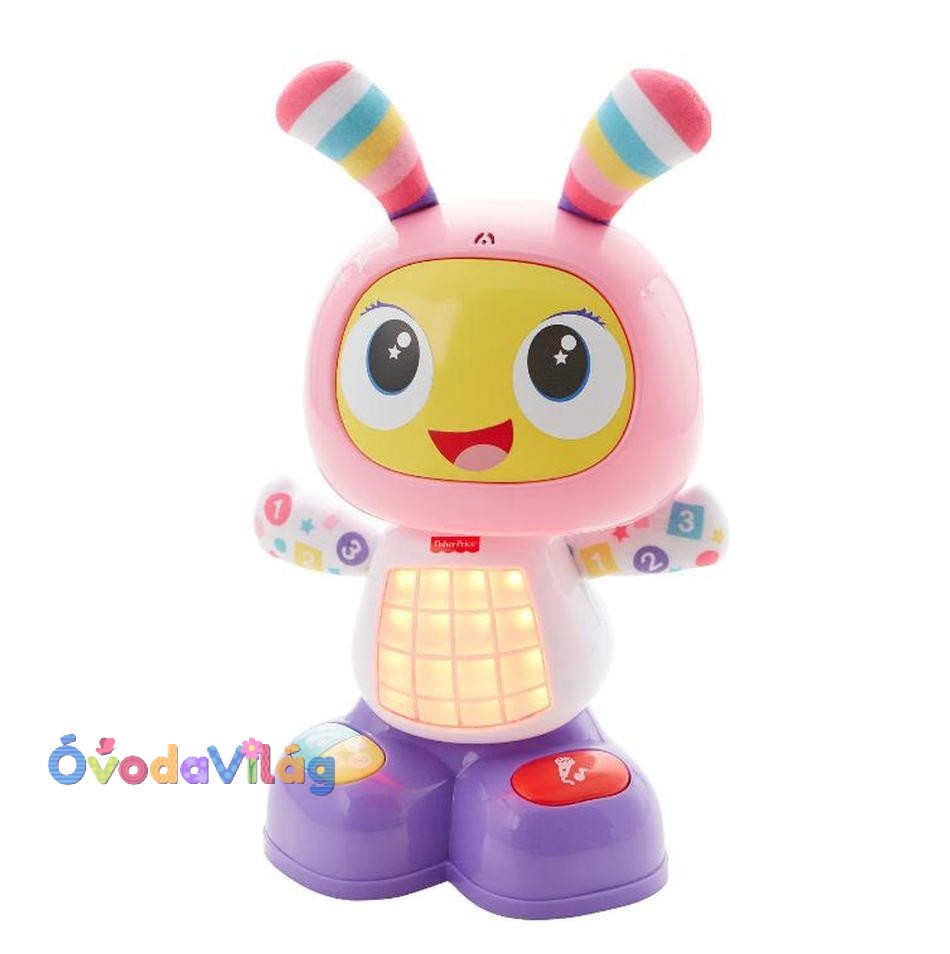 Wonderbaar Fisher-Price: Beatbo robot - Óvodavilág TI-48