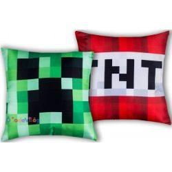 Minecraft párna díszpárna