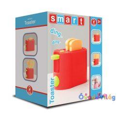 Smart játék elektromos kenyérpirító-ovodavilag.hu