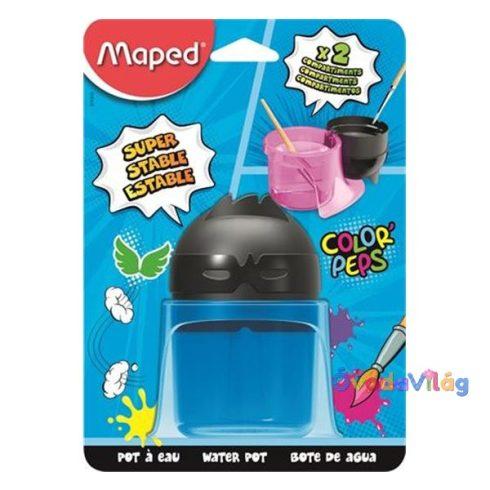 Ecsettál MAPED műanyag, 2 rekeszes - ovodavilag.hu