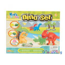 Dinoszaurusz gyurmakészlet - ovodavilag.hu