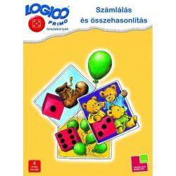Logico Primo feladatkártyák - Számlálás és összehasonlítás