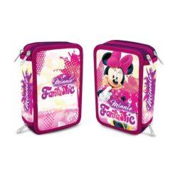 Disney Minnie töltött tolltartó háromemeletes