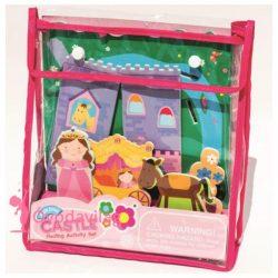 Építs és játssz! kastély hercegnővel fürdőjáték