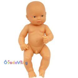 Újszülött bab fiú 32 cm