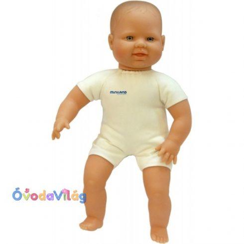 Csecsemő baba - textil testtel