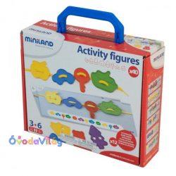 Fűzős játék tárgyakkal- Miniland