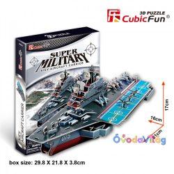 CubicFun Szuper Military 3D puzzle-ovodavilag.hu
