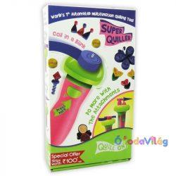 Super Quiller Quilling Papírsodró eszköz pink-ovodavilag.hu
