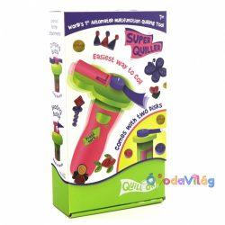 Super Quiller Könnyített papírtekercselő gép - Pink-ovodavilag.hu