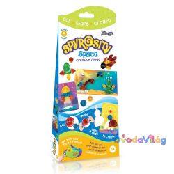 Űrutazás kreatív Quilling szett gyerekeknek - Spyrosity kiegészítőcsomag