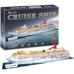 CubicFun Cruise Ship - Óceánjáró hajó 3D 86 db-os-ovodavilag.hu