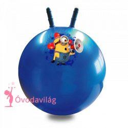 Ugráló labda Minion mintával