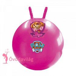 Mancs őrjárat: ugráló labda
