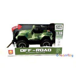Játék katonai Jeep hanggal és fénnyel-ovodavilag.hu