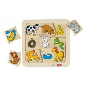Kirakó játékok