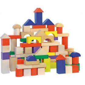 Fa építőjátékok